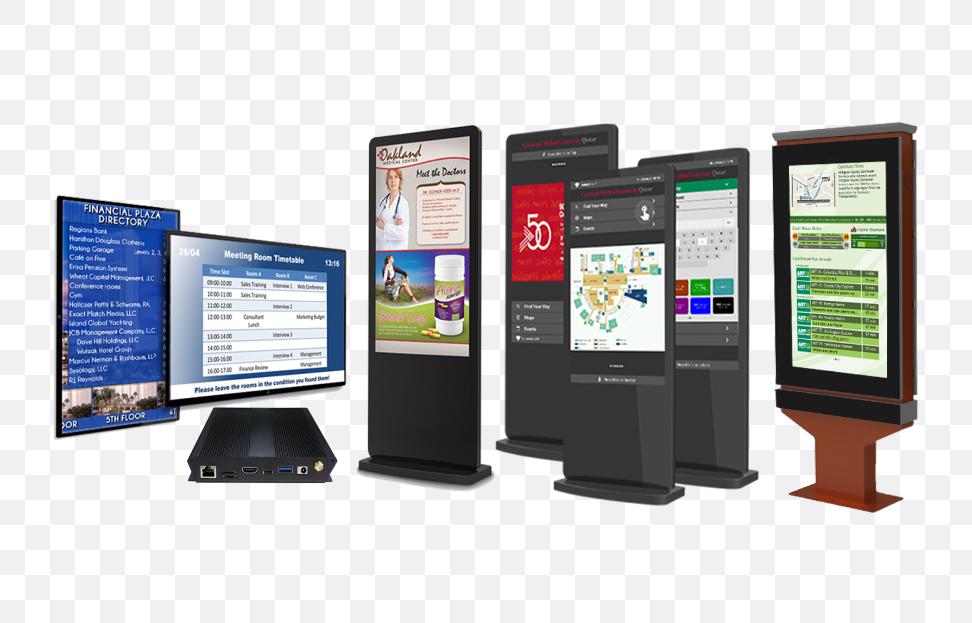 digital screen