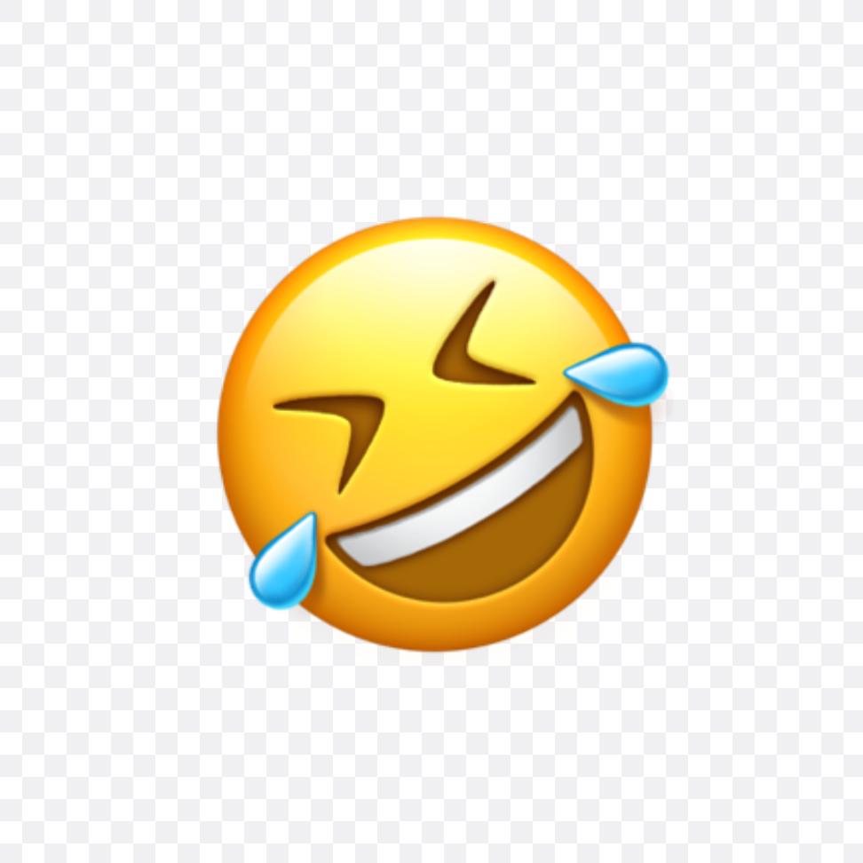 emoji laughing