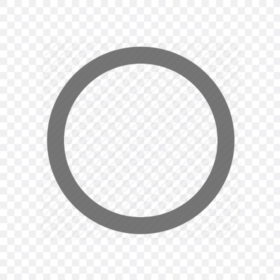 empty circle