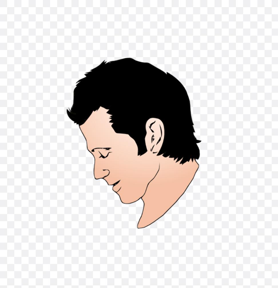 face side