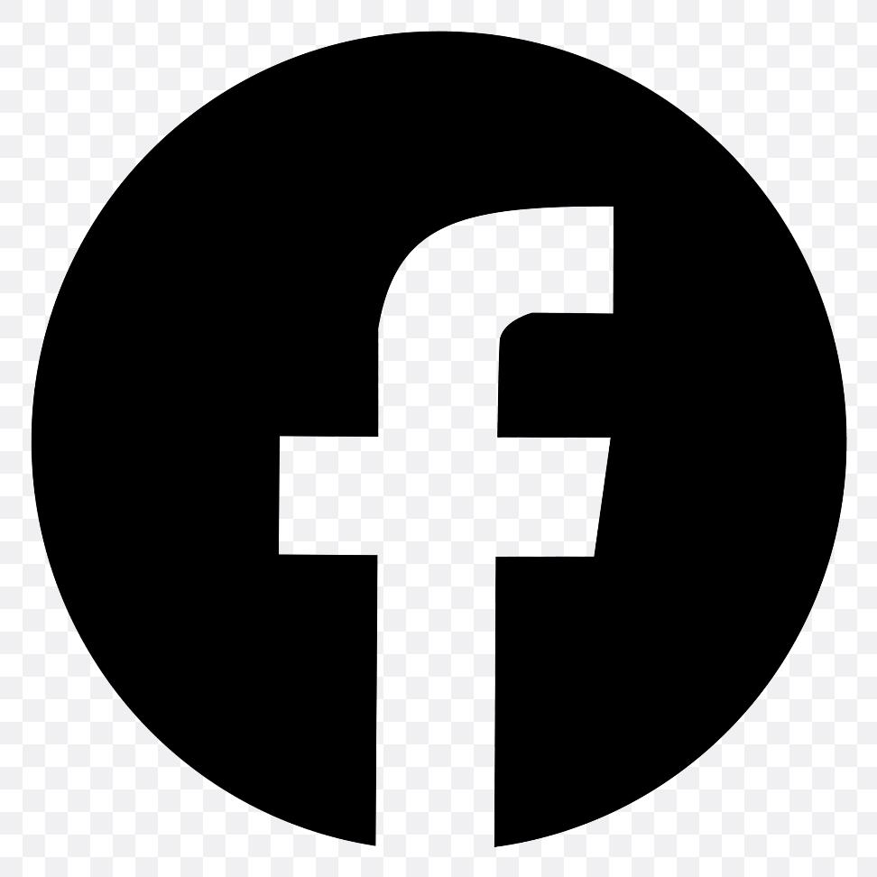 facebook logo transparent background