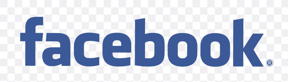 facebook logo transparent background