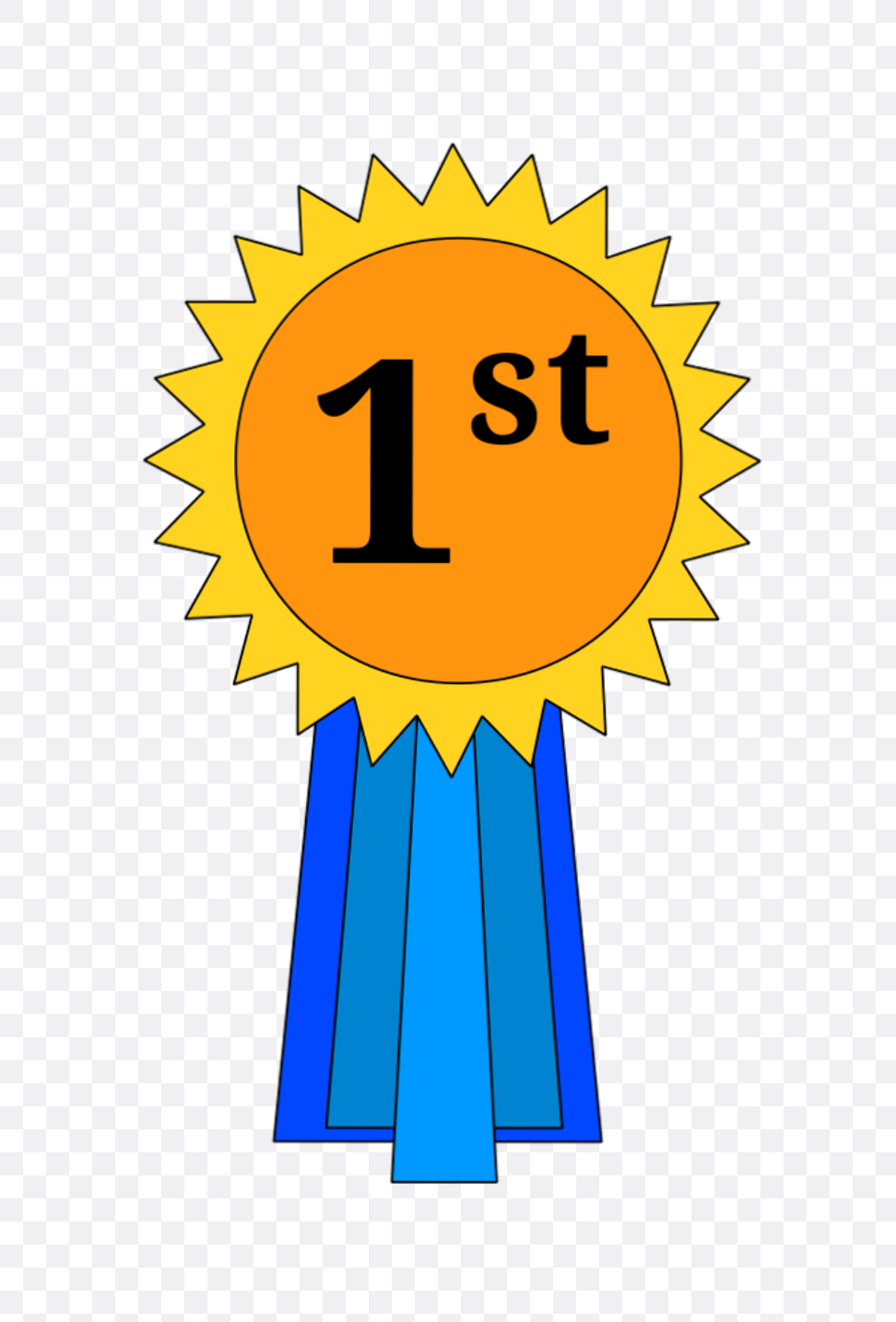 first place
