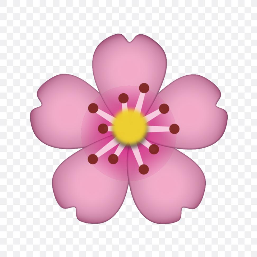 flower emoji