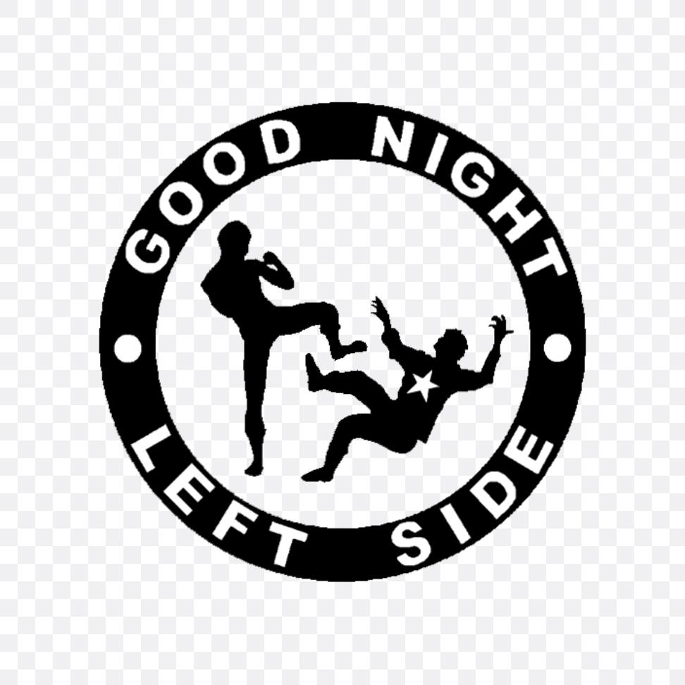good night left side